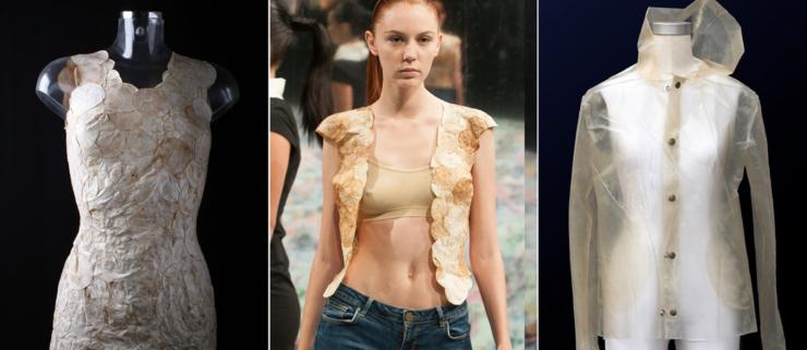 Modetøj suger CO2 ud af atmosfæren