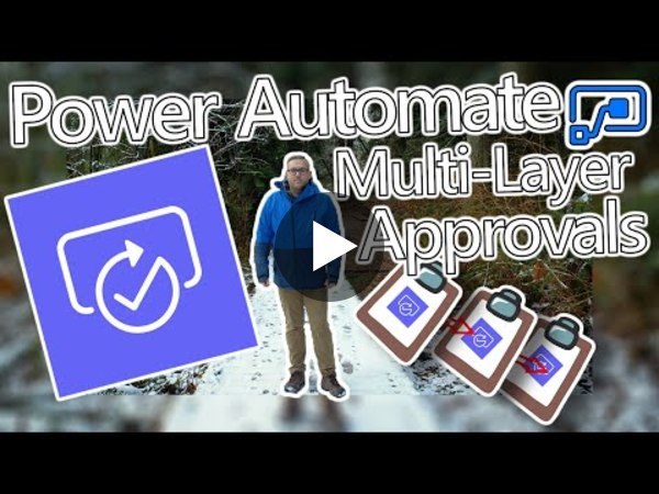 Power Automate Approval Workflow 2.0