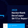 2020 HackerRank Developer Skills Report