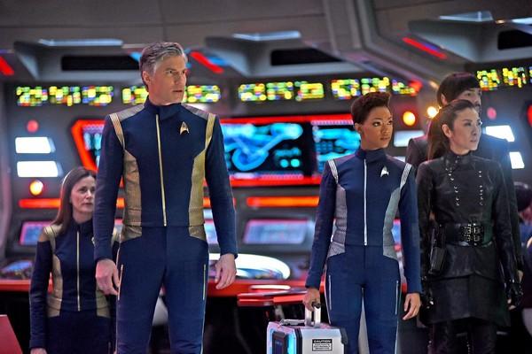COLUMNA | Mejor no quiero saber por qué odiais 'Star Trek: Discovery' | Marina Such