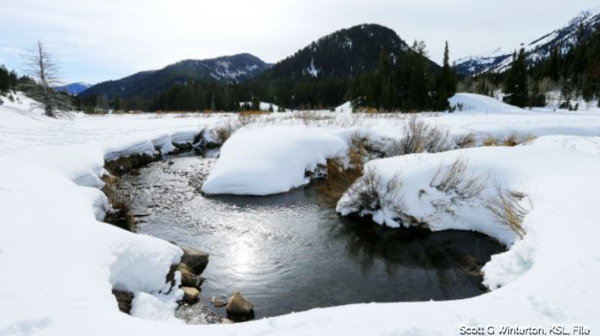 Wildfires are increasing snowpack—and the risk for spring flooding, BYU researchers say