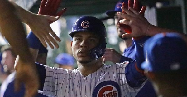Cubs spring training: Willson Contreras feels 'more secure' he won't be traded