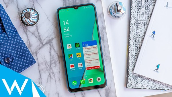 Oppo A9 2020 review | Eindeloos veel power | WANT