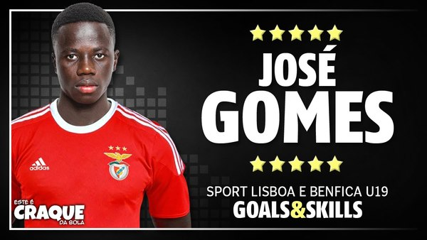 Jose Ze Gomez - najładniejsze bramki i akcje [3 min]