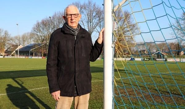 Theo van Driel 70 jaar lid van Kerkwijk: 'Rivaliteit mag er altijd wel zijn'