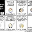 7 LinkedIn-verzoekjes cartoon