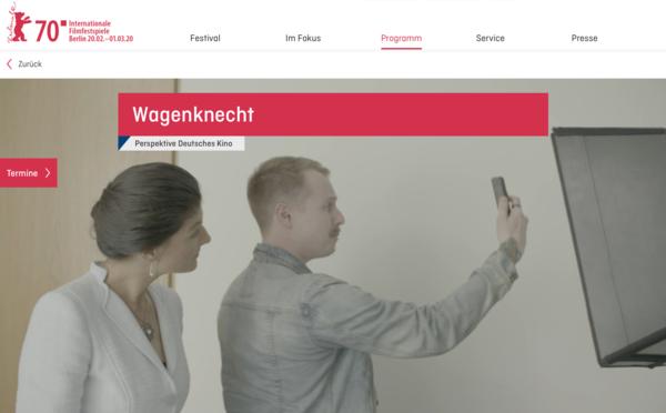 Berlinale | Wagenknecht