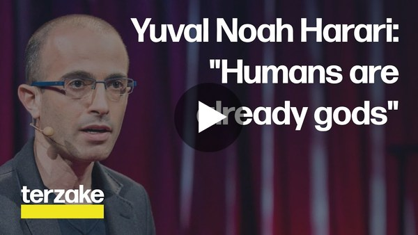 "Interview Yuval Harari: ""Humans are already gods"" 