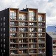 Sweden's tallest timber building