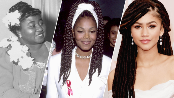 The Best Black Hairstyles of All Time on the Red Carpet