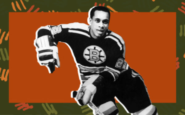 Willie O'Ree, The First Black NHL Player, Discusses Playing Without A Helmet And Growing Up In Hockey