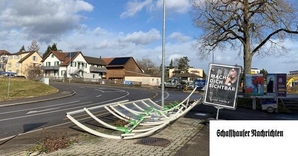 So wütete Sturmtief «Sabine» im Kanton