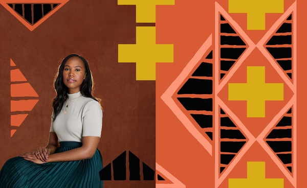 How Erika Hairston created an app to connect women in tech