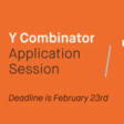 Y Combinator Application Session by Techleap