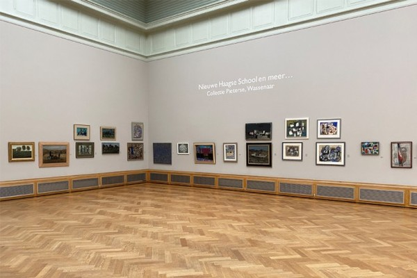 Nieuwe Haagse School en meer - Collectie Pieterse, Wassenaar | Pulchri - tot 1 maart