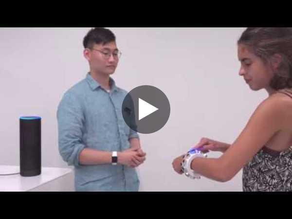 Wearable for smart speaker jamming