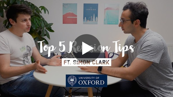 How to Study for Exams - 5 Revision Tips ft. Simon Clark
