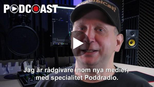 Martin om PodCoast
