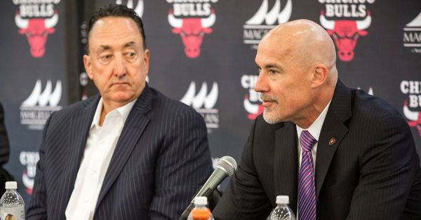 Bulls' front office has used All-Star Weekend  to start making changes