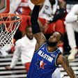 LeBron James still looms above rest  on memorable All-Star night