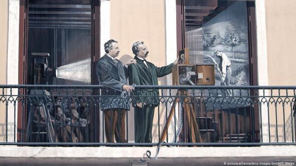 Vor 125 Jahren erfanden die Brüder Lumière das Kino | Filme | DW | 13.02.2020