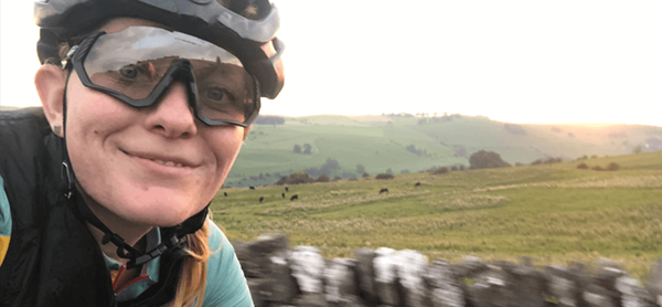 Interview: Long distance cycling with Grace Lambert-Smith