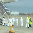 Eight planes locked down at Heathrow Airport over coronavirus fears
