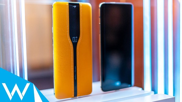 OnePlus Concept One | Hands-on met de smartphone van de toekomst | WANT