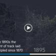 Animated map of USA growth