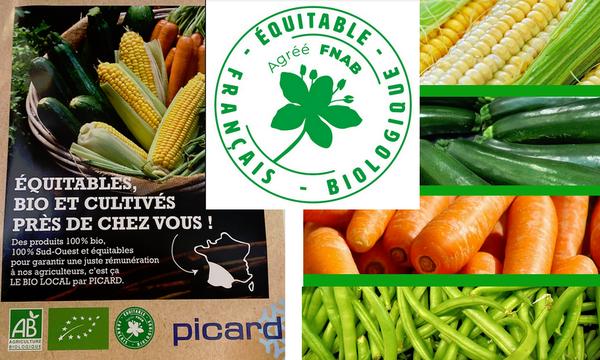 La gamme sera composée de courgettes, de maïs, de haricots verts et de carottes