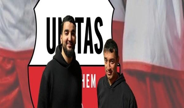 Othman Bouchaten (21) nieuwe hoofdtrainer Unitas-zaterdag