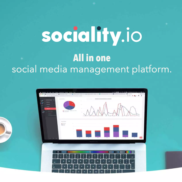 Sociality.io - All-in-one social media management platform