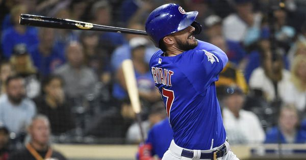 Kris Bryant will lead off for Cubs, helping solve a long-standing lineup weakness