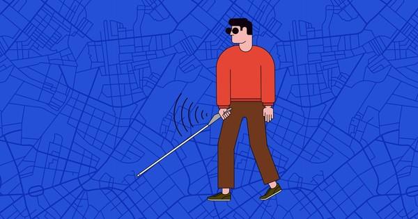 For syns skyld: verdens første smarte blindestokk