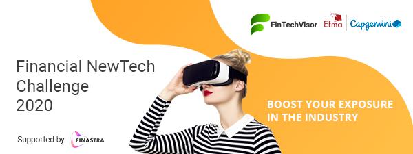 Efma - Capgemini Financial NewTech Challenge 2020