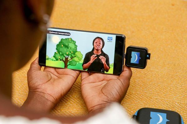 Digital innovators are trying to plug gaps in Nigeria's broken education system