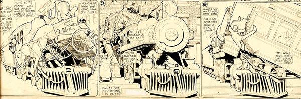 Winsor McKay - Little Nemo Original Comic Art