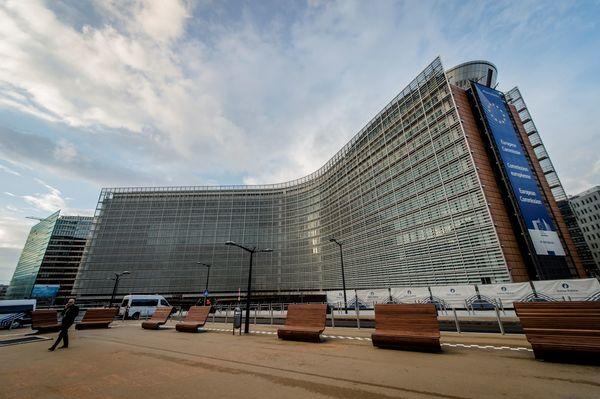 Gebouw van de Europese Commissie