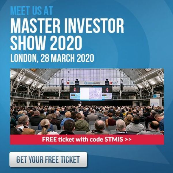 Get a Free Ticket to Master Investor Show 2020