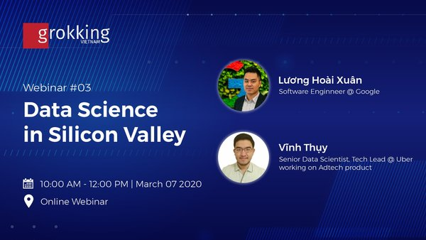 Webinar: Data Science in Silicon Valley