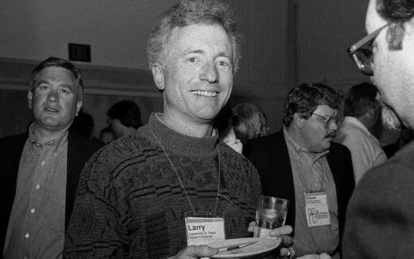 L'inventeur du copier-coller, Larry Tesler