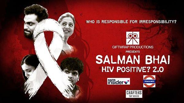 Salman Bhai HIV Positive? 2.0