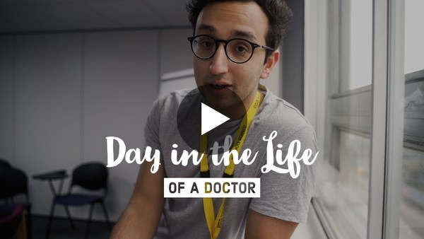 (Un)productive Day in the Life as a Doctor