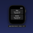 Fetching And Displaying Data On Watch App In SwiftUI