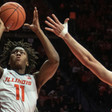 Ayo Dosunmu scores 18 points to lead Illinois past Nebraska