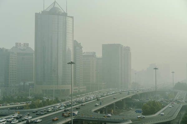 China's recent air pollution levels tells story about coronavirus impact on its economy