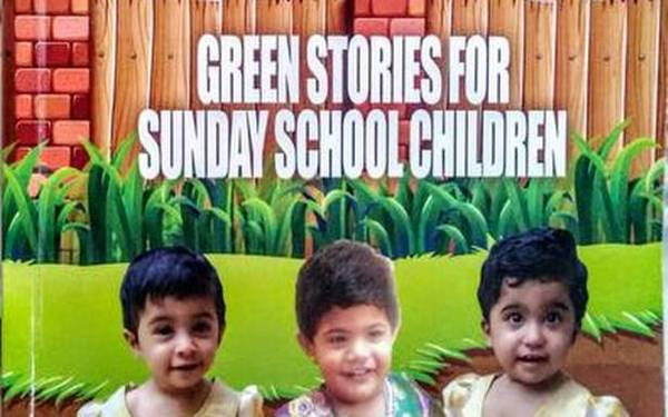 Spirituality with a green touch for Sunday School students