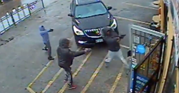 Police release video of suspects in fatal Avalon Park shooting