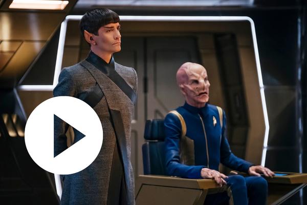 Gran Angular — El universo de Star Trek en las series de televisión
