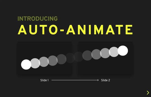 Slides Auto-Animate